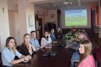 Młodzi radni rozmawiali o planowanych inicjatywach