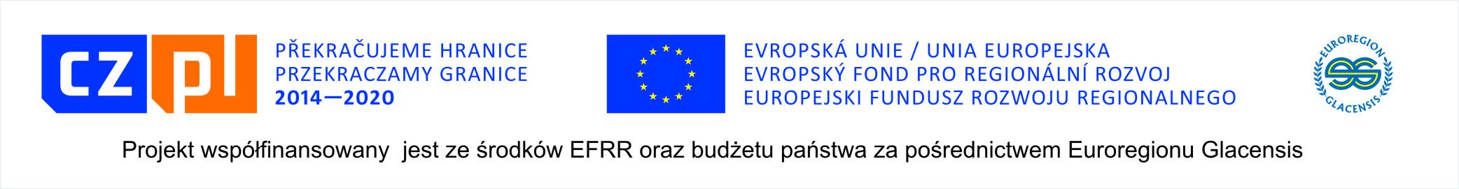 logo Fundusz Mikroprojektów w Euroregionie Glacensis