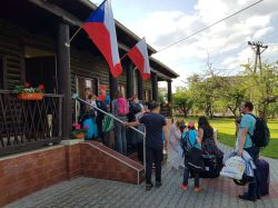 Aktywny tydzień polskich i czeskich przyjaciół
