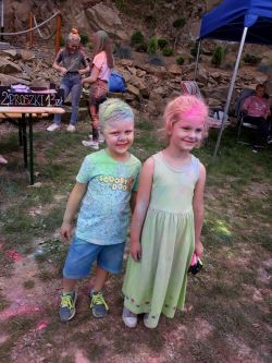 Festiwal Kolorów na Gnejsach we Włókach